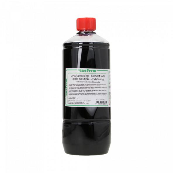 joodoplossing 1 liter voor acidometer