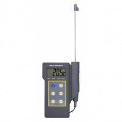Digitalthermometer + Alarm...