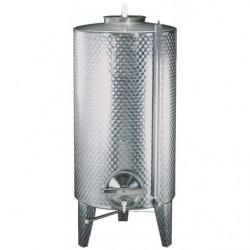 fermentation tank SST conic...