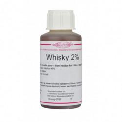 extrait whisky ALCOFERM 2%...