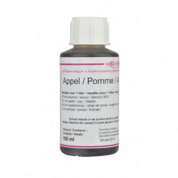 extrait pomme ALCOFERM 1%...