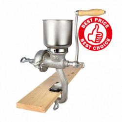 Brewferm malt mill cast iron