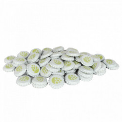 Bouchons couronne 26 mm -...