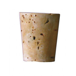 Conical cork 17 x 20 mm,...