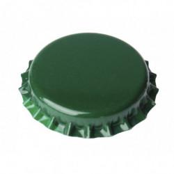 Crown corks 29 mm green -...