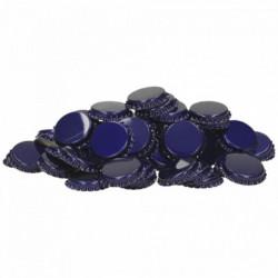 Crown corks 29 mm blue -...