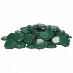 Kronenkorken 29 mm grün -...