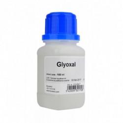 Glyoxal en solution aqueuse...