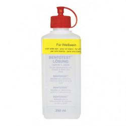 Bentotest solution white...