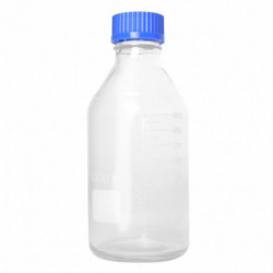Yeast bottle glass...