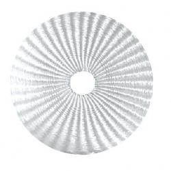 Round nylon disc 25 cm with...
