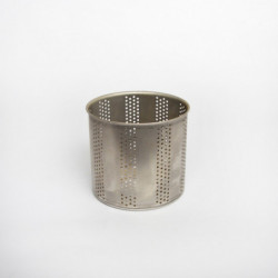 Perforated SST fruit basket...