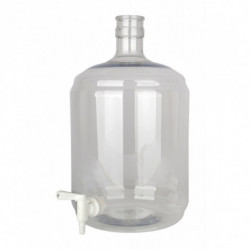 Carboy PET 12 litres with...