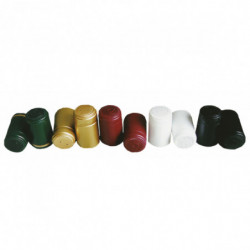 thermo-capsules groen+goud...