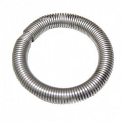spiral for alu-foil capsules