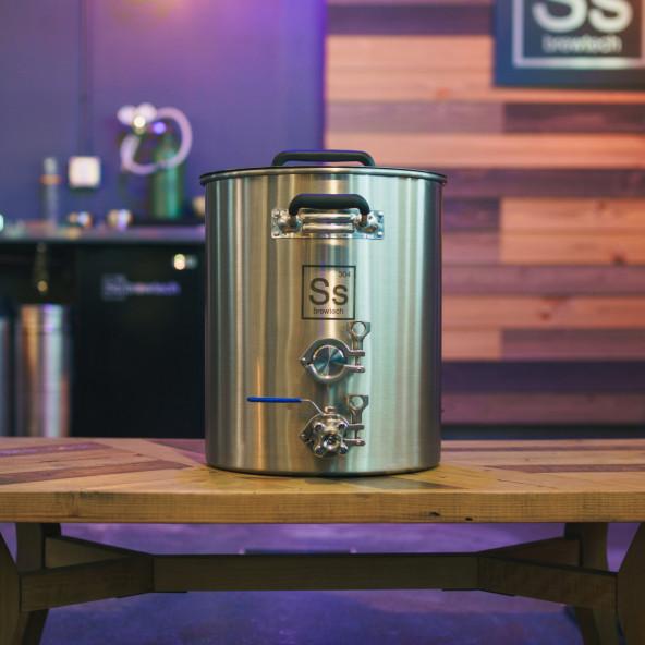 Ss Brewtech TC Brew Kettle 38 l (10 gal)