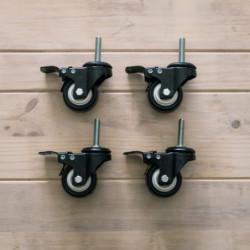Ss Brewtech™ caster wheel...