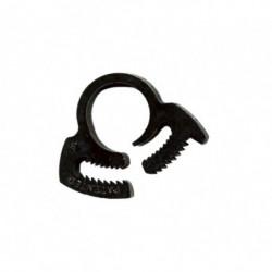 clip tuyau nylon 9-11 mm