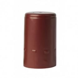 aluminium capsules burgundy...