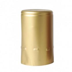 aluminium capsules gold 100...