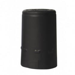 alu capsules zwart 100 stuks