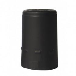 alu capsules zwart 1000 stuks
