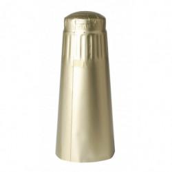 aluminium Sektkapseln gold...