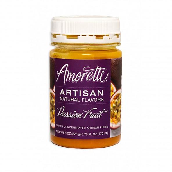 Amoretti - Artisan Natural Flavors - Passievrucht 226 g ES-PT-IT-EN