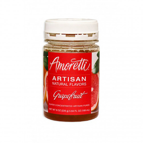 Amoretti - Artisan Natural Flavors - Pompelmoes 226 g NO-DK-SE-EN