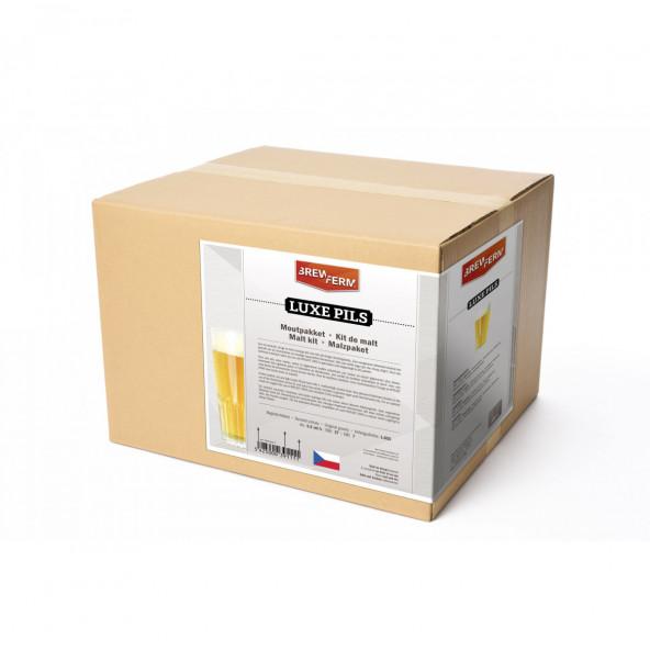 Brewferm moutpakket Luxe pils voor 20 liter