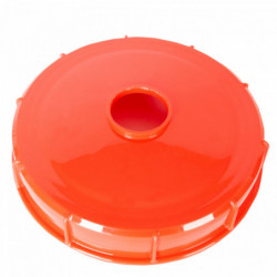 Red lid with seal for Royal...