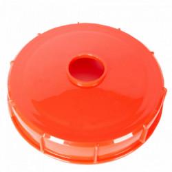Rood deksel met dichting...