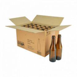 Bouteille de bière Vichy 33...