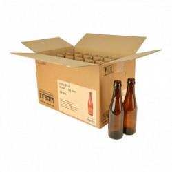 Bouteille de bière Vichy 25...