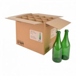 Sektflasche 75 cl, 560 g,...