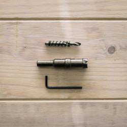 Ss Brewtech™ Klokboor 17 mm...