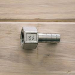 """Ss Brewtech™ Hose barb 1/2""""..."""
