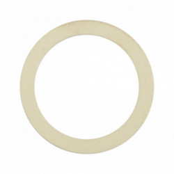 Rubber ring for plastic tap...