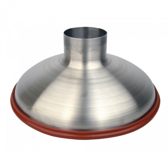 hoed-deksel RVS voor BRAUMEISTER 20 liter