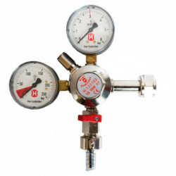 CO2-Druckregler mit 2...