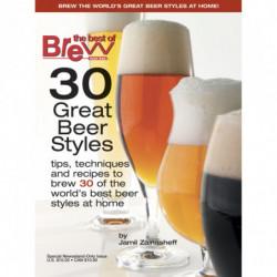 30 Great Beer Styles