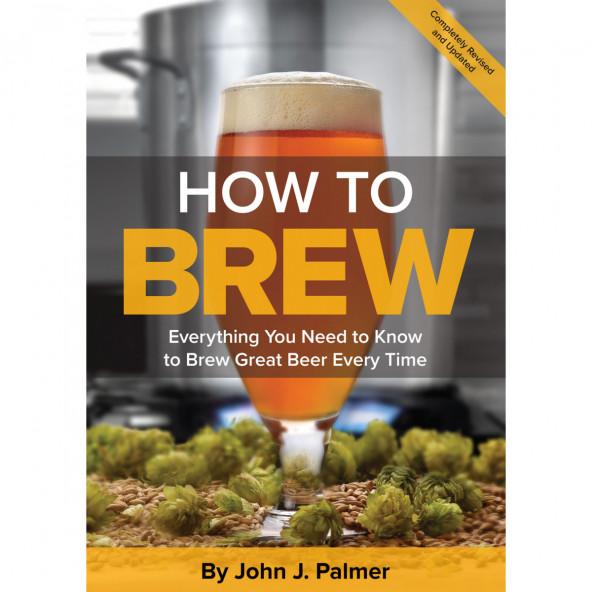 How to brew - J. Palmer - 4de druk