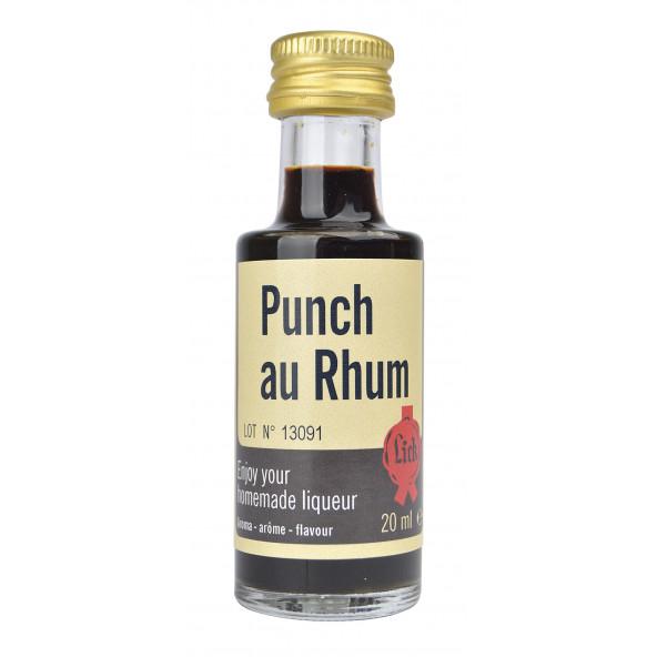 likeurextract Lick punch au rhum 20 ml