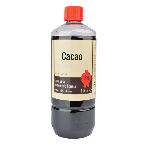 likeurextract Lick cacao 1 liter