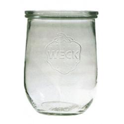 Gläser WECK Tulpe 1l, 4 St....