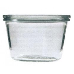 Gläser WECK sturz 0.25 l, 4...