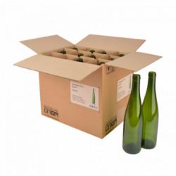 Weinflasche Schlegel 75 cl,...