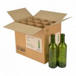Wine bottle Bordeaux 37,5...