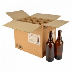 Beer bottle Belge 75 cl,...