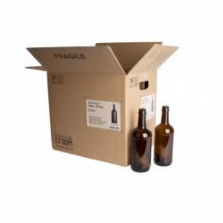 Bierflasche Porter 50 cl,...